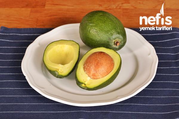 avokado nasıl kesilir