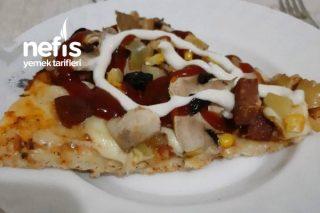 Harika Ev Pizzası Tarifi