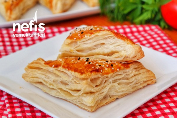 Milföy Kaç Kalori? Hamuru, Böreği, Pastası Tarifi