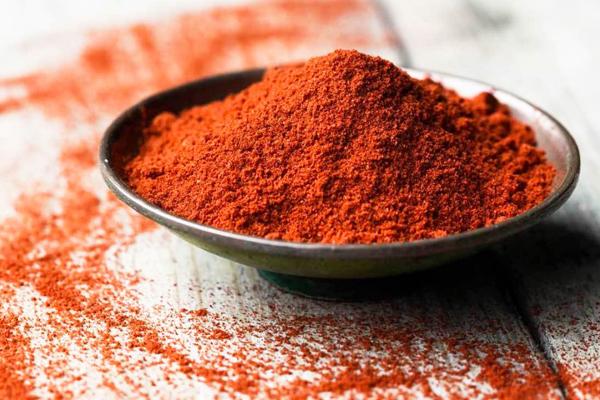 paprika biber
