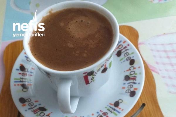 Sodalı Bol Köpklü Türk Kahvesi Tarifi