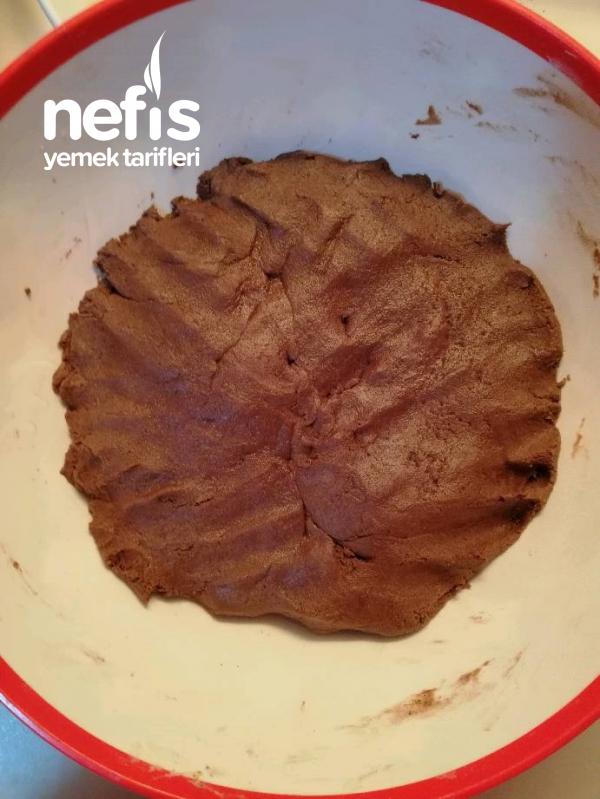 Brownie Kurabiye (Sütlü)