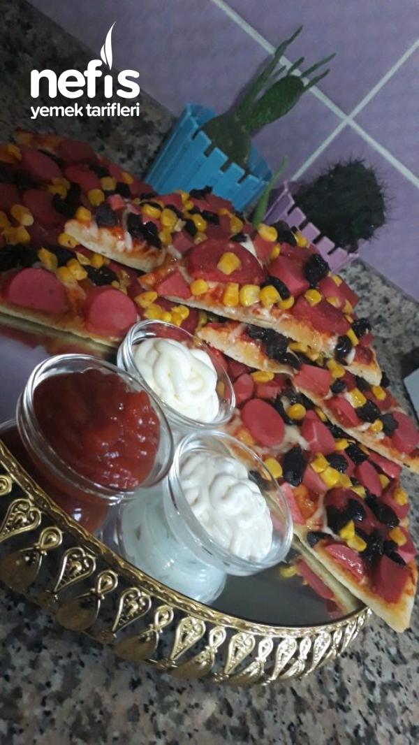 Pizza (Yok Böyle Bir Lezzet)