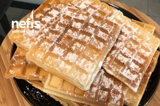 Waffle Tarifi (Nefis)