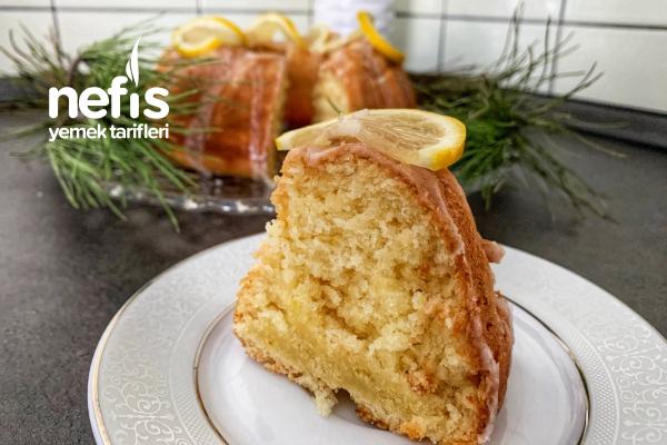 Yumuşacık Limonlu Kek (Vegan) Tarifi
