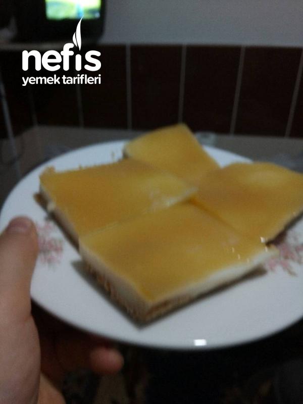 10 Dakikada Kayısı Soslu Pasta
