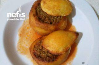 Muhteşem Tadıyla Karnıyarık Patates Yemeği Tarifi