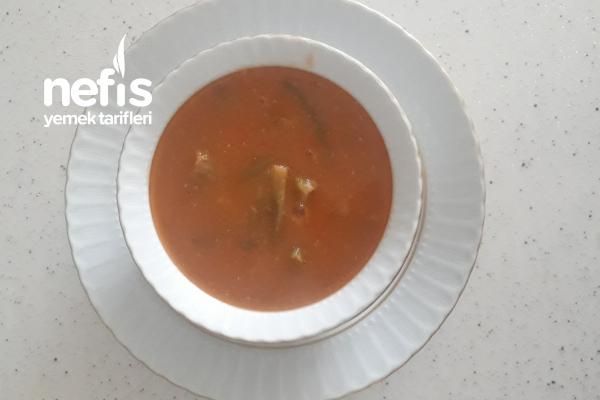Ispanaklı Mercimek Çorbası Tarifi