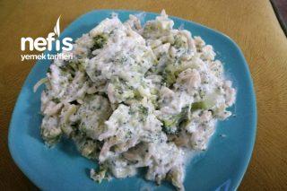 Lezzetli Brokoli Salatası Tarifi