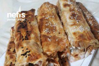 Mantarlı Börek (Pizza Tadında) Tarifi