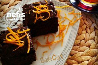 Portakallı Kakaolu Kek Tarifi