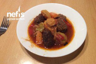 Köfteli Patates Şehzade Kebabı Tarifi
