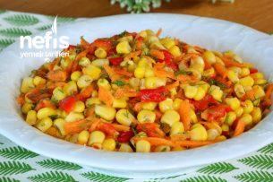 Mısır Salatası (videolu) Tarifi