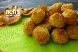 Portakallı Hindistan Cevizi Topları Tarifi