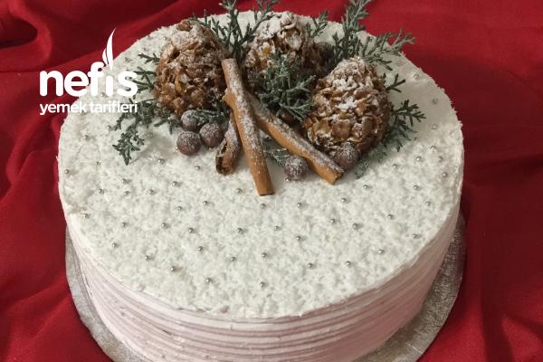 Şipşak Yılbaşı Pastası Tarifi