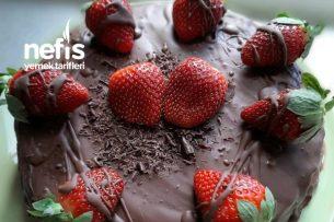 Vanilyalı Çikolatalı Pasta Tarifi