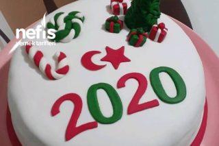 Yılbaşı Pastası 2020 Tarifi