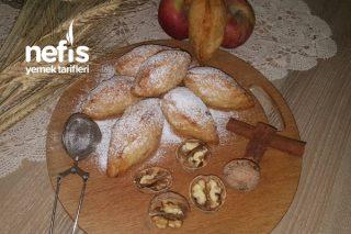 Elmalı Kurabiye (Yok Böyle Bir Hamur İşin Sırrı Hamur) Tarifi
