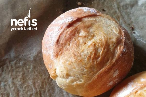 Uçaklarda Verilen Mini Ekmekçikler Tarifi