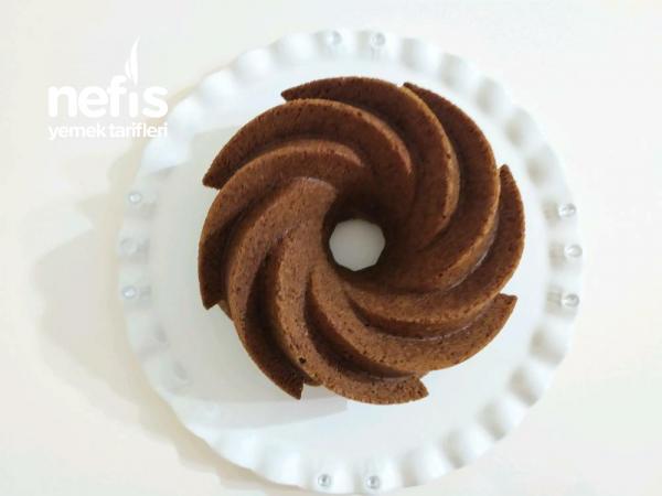 Basit Çikolatalı Kek