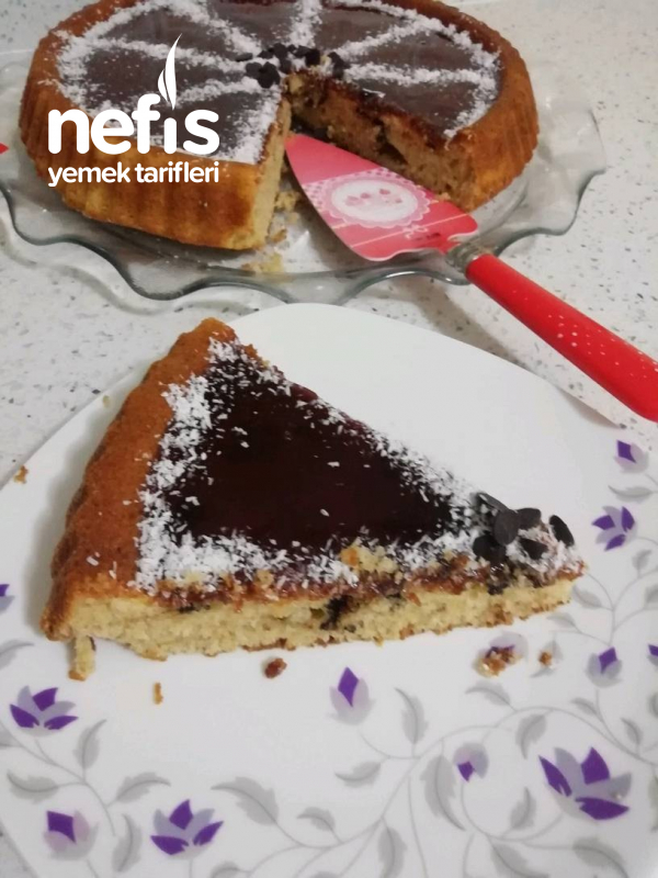 Marmelatlı Kek