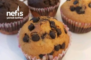 Portakallı Kakaolu Muffin (Starbucks Usulü) Tarifi