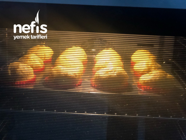 Portakallı Zerdeçallı Muffinler