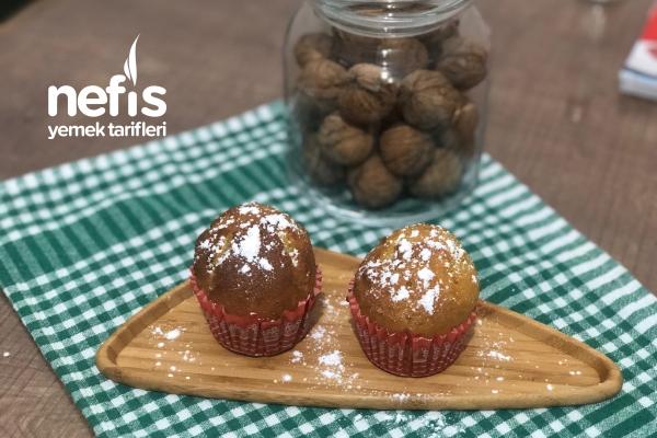 Portakallı Zerdeçallı Muffinler Tarifi