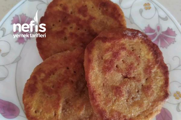 Bebişlerimize Patates Köftesi Tarifi