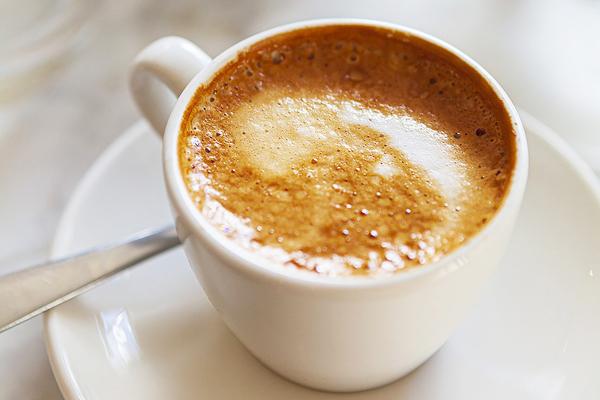 caffe crema nasıl yapılır