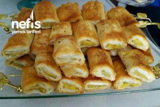 Çıtır Patatesli Börekler Tarifi