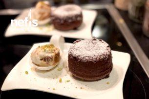 Ezber Bozan Çikolatalı Sufle Tarifi