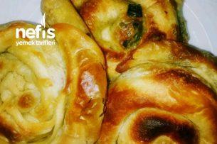 Ispanaklı Çıtır Börek (Açamıyorum Diyenlere En Kolay El Açması Börek Oklavasız) Tarifi