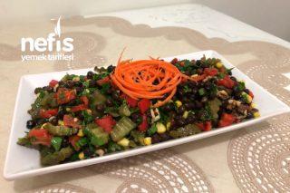 Kara Nohut Salatası Tarifi