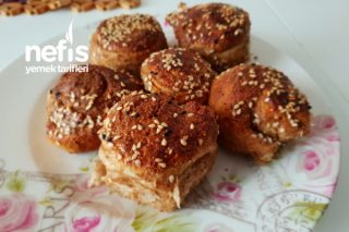Kütahya Haşhaşlı Lokum (Haşhaşlı Çörek) Mutlaka Deneyin Tarifi