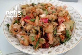 Bombastik Patates Salatası Tarifi