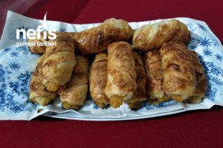 Çıtır Mı Çıtır Patatesli Börekler Tarifi