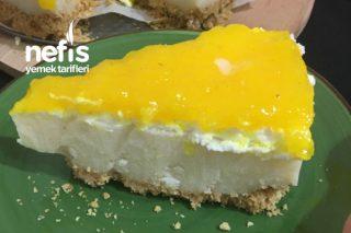 Limon Soslu İrmikli Pasta Tarifi