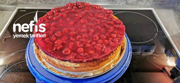 Visne/Labne Pastası