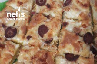 1 Ekmekle Börek ( Sabah Kahvaltısına ) Tarifi