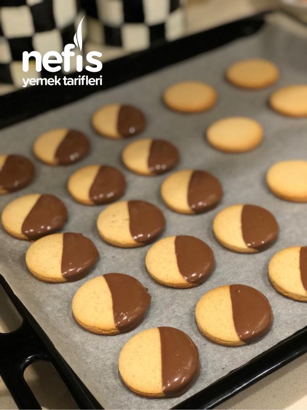 Çikolatalı Kış Kurabiyesi (Garanti Tarif)