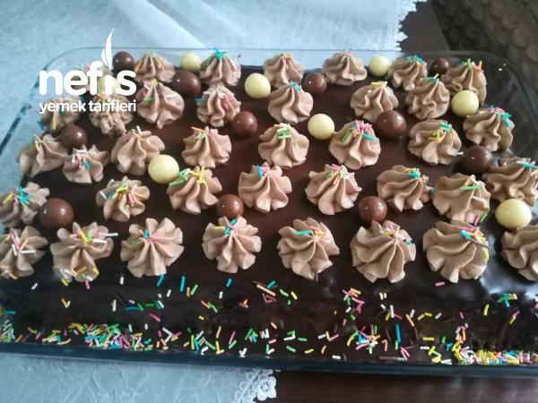 Çikolatalı Yaspasta