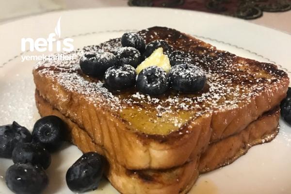 Fransız Tostu (French Toast) Tarifi