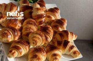 Katmer Poğaça Croissant (videolu) Tarifi