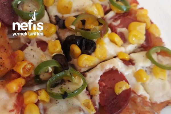 Nefis Milföy Pizzası Tarifi