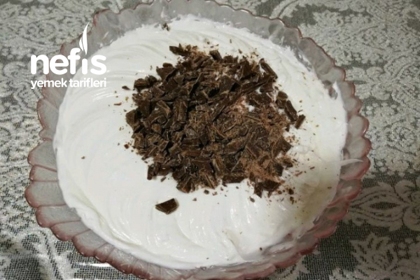 Porsiyonluk Köstebek Pasta