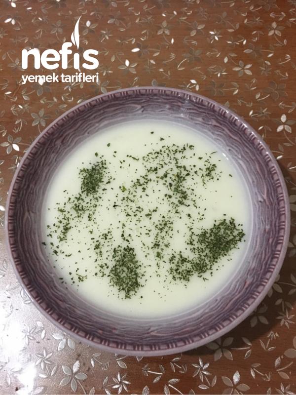 Yoğurt/yayla Çorbası