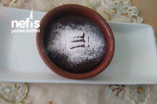 10 Dakikada Pastane Usulü Sufle Tarifi