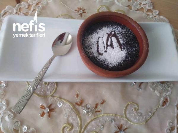 10 Dakikada Pastane Usulü Sufle