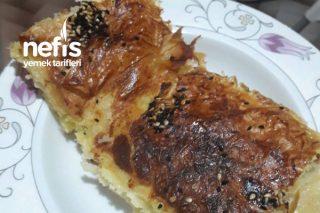 Çıtırdak Patatesli Mis Börek Tarifi